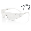 Performance Wrap Around Spectacle Clear