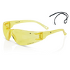 Performance Wrap Around Spectacle Yellow