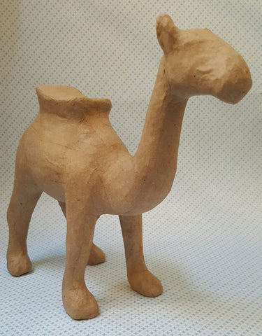 Camel with saddle (Sm)