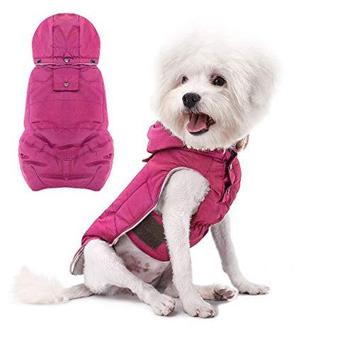 Reflective Windproof Coat for Dogs