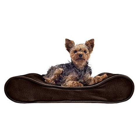 Orthopedic Pet Bed with Removable Cover for Dogs and Cats