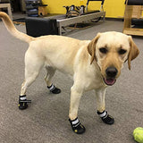 Dog Boots for Large Breed with Reflective Strips