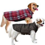 Dog Jacket for Cold Weather