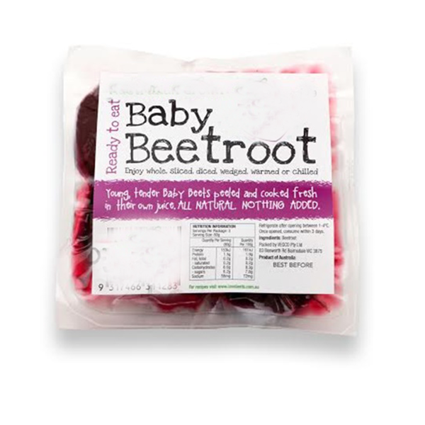 BABY BEETROOT PACK