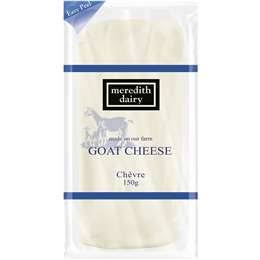 MEREDITH DAIRY - GOATS CHEESE FRESH CHEVRE