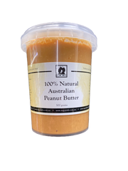 100% NATURAL AUSTRALIAN PEANUT BUTTER