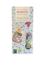 BENNETTO - AMARANTH & SEA SALT