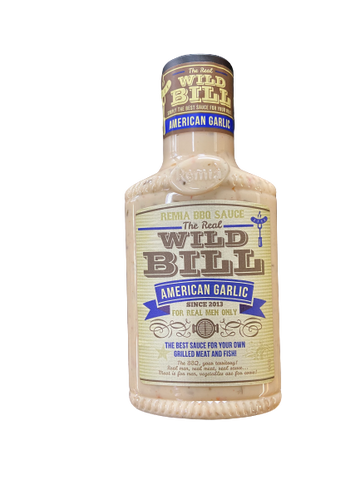 WILD BILL - AMERICAN GARLIC SAUCE