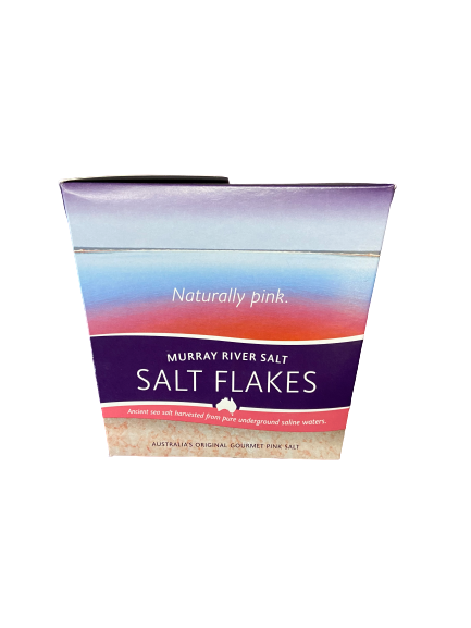 MURRAY RIVER SALT - PINK SALT FLAKES