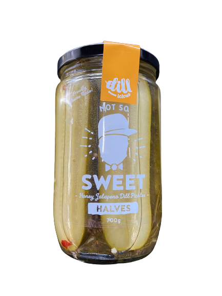 DILL-ICIOUS PICKLES - SWEET