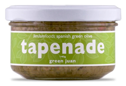 JIM JAMS - OLIVE TAPENADE GREEN JUAN