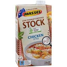MASSEL - CHICKEN STOCK 1L