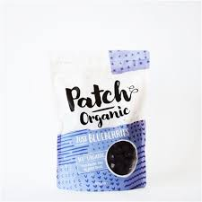 PATCH - ORGANIC FROZEN BLUEBERRIES