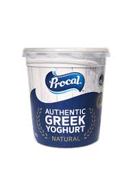 PROCAL - NATURAL GREEK YOGHURT 1KG