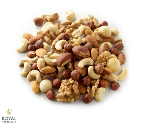 ROYAL NUT COMPANY - RAW HEALTHY NUT MIX 500G