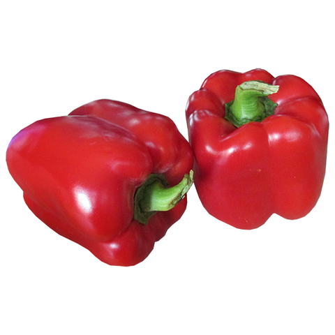 RED CAPSICUMS (PER UNIT)