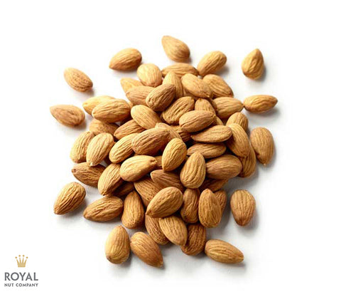 ROYAL NUT COMPANY - RAW ALMONDS 500G