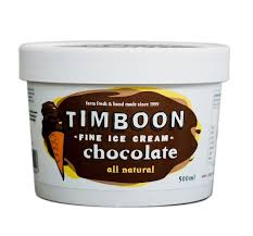 TIMBOON - CHOCOLATE ICE CREAM 500ML