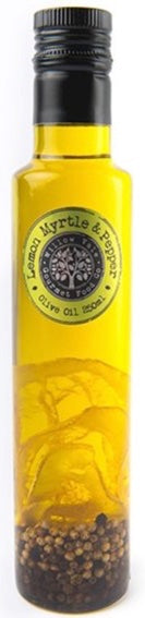 WILLOW VALE - LEMON MYRTLE & PEPPER OLIVE OIL