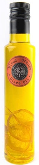 WILLOW VALE - BLOOD ORANGE OLIVE OIL