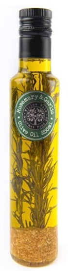 WILLOW VALE - ROSEMARY & GARLIC OLIVE OIL