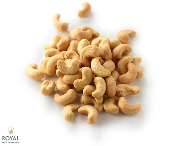 ROYAL NUT COMPANY - UNSALTED CASHEWS 500G