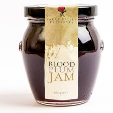 YARRA VALLEY - BLOOD PLUM JAM