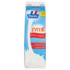 PAULS - LOW FAT ZYMILL 1L