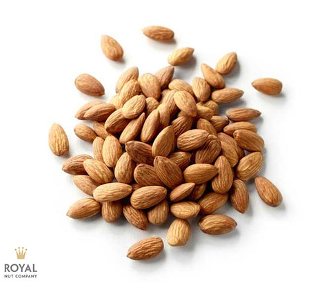 ROYAL NUT COMPANY - DRY ROASTED ALMONDS 500G