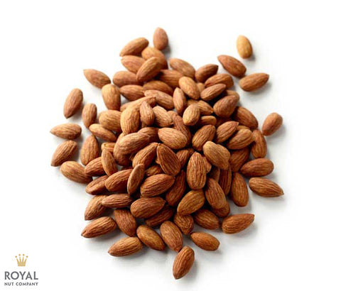ROYAL NUT COMPANY - SMOKED ROASTED ALMONDS 500G