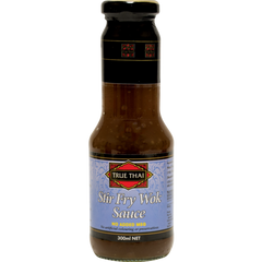 TRUE THAI - STIRY FRY WOK SAUCE