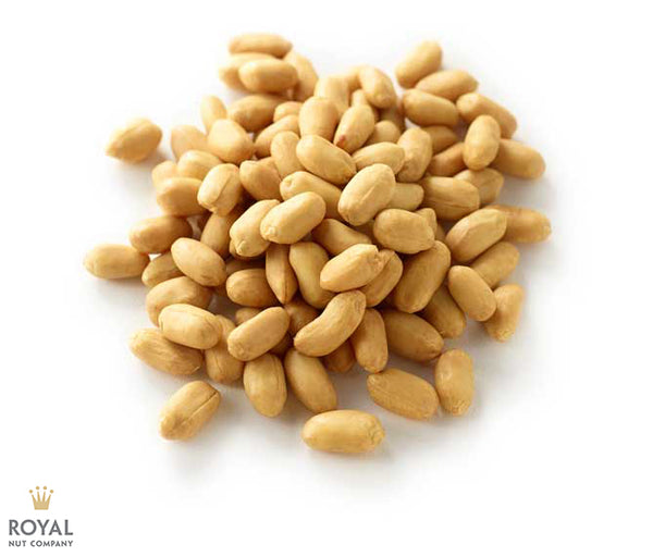 ROYAL NUT COMPANY - UNSALTED PEANUTS 500G