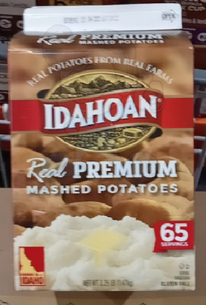 Idahoan Real Premium Mashed Potatoes 1.47 kg