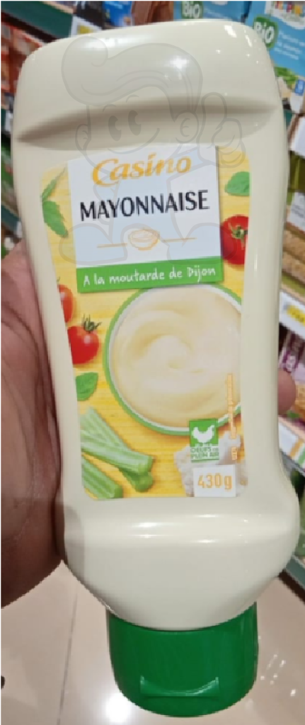 Casino Mayonnaise (2 x 430 g)