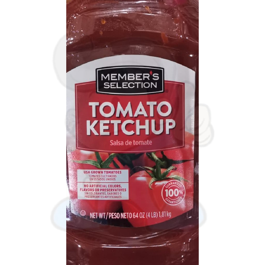 Member's Selection Tomato Ketchup 1.81 Kg