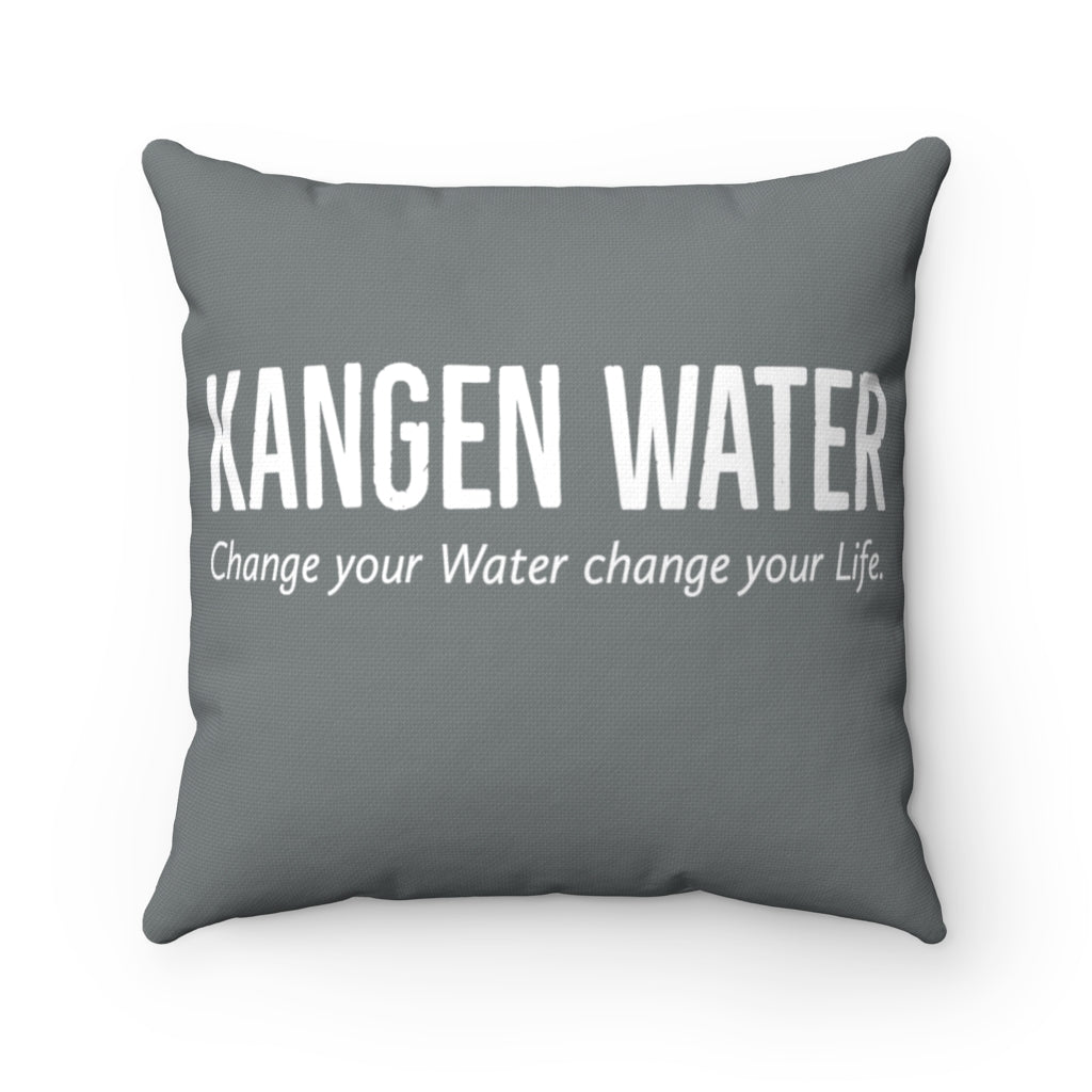 Kangen Water Square Pillow