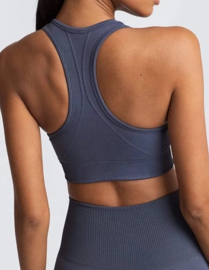 The Star Collection: Seamless Sports Bra
