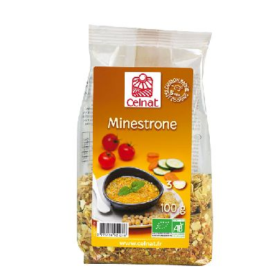 Soupe Minestrone 100g