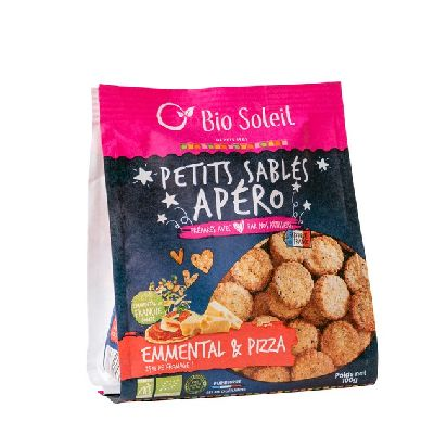 Petits Sables Apero Pizza Emmental