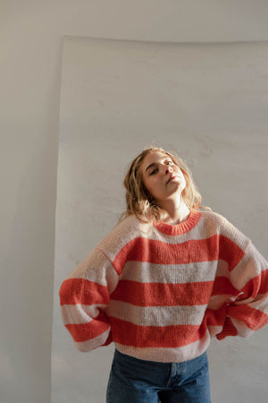 The Rochester Striped Sweater