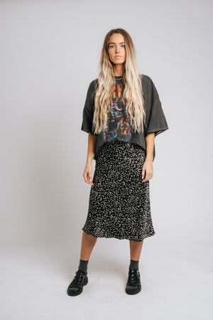 Speckled Signs Skirt