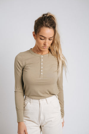 Bailey Button Down Top