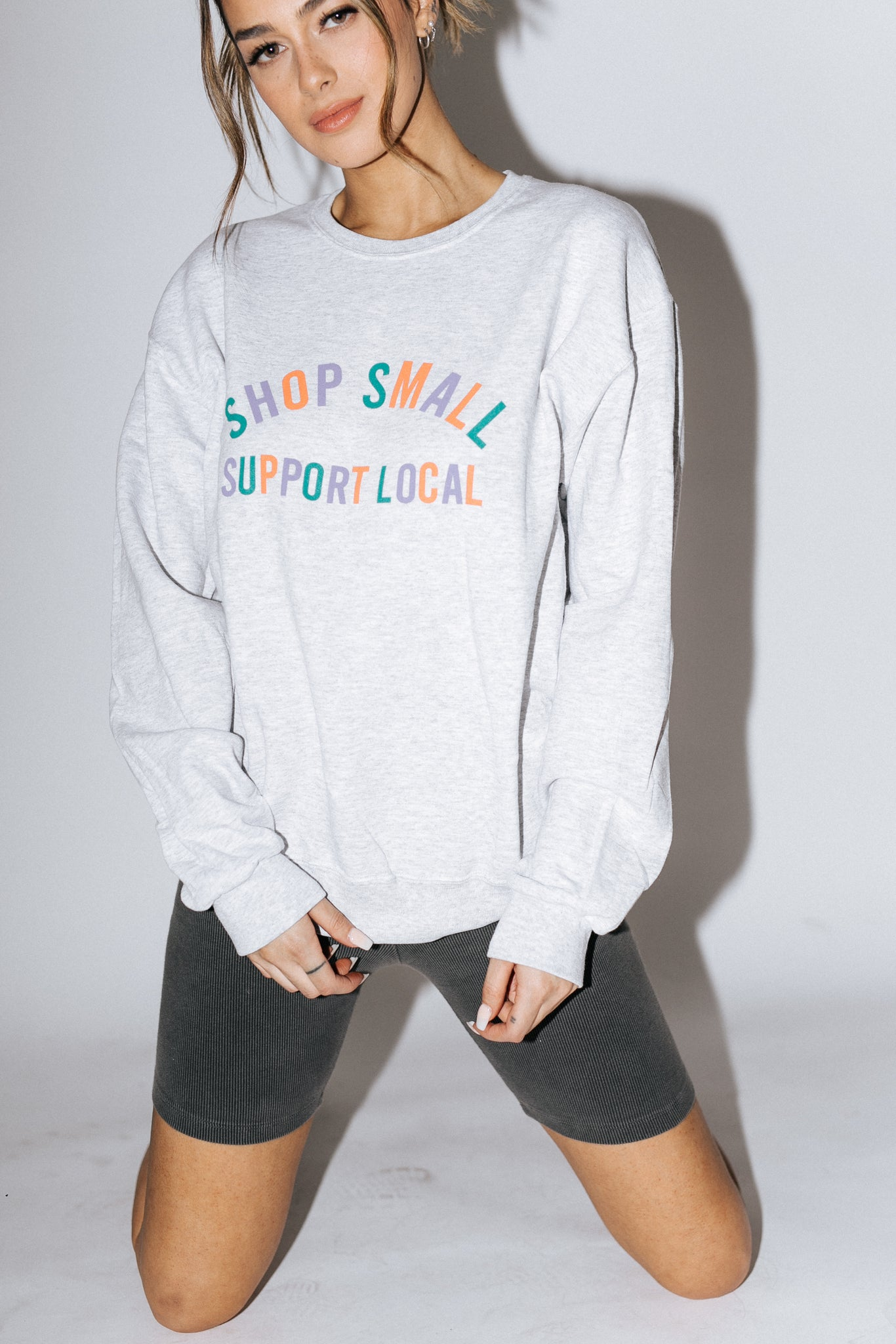 The Shop Local Sweater