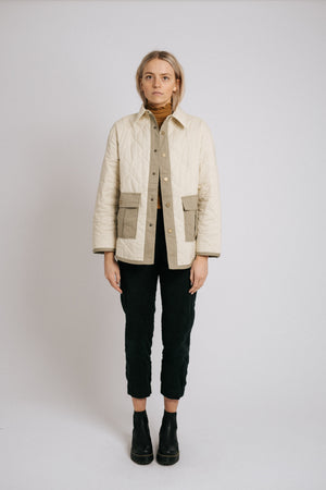 The Kate Quilted Jacket