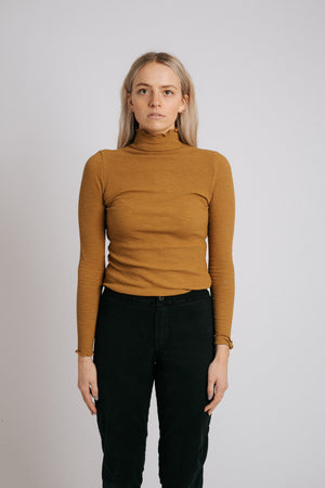 The Lettuce Edge Mock Neck