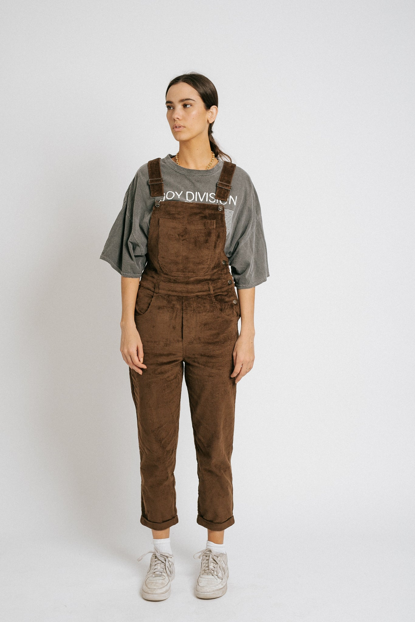 The Sunflower Field Overalls
