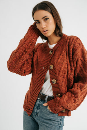 The Sienna Sweater
