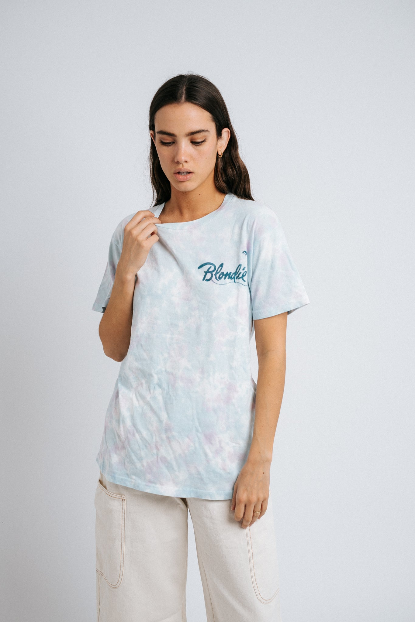 Blondie Cotton Candy Tee