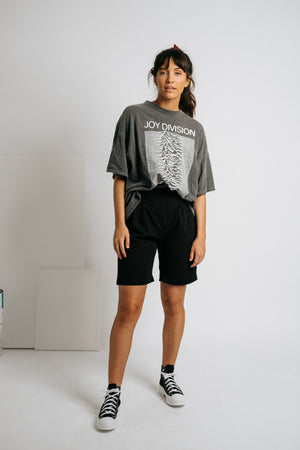 The Summer Sailing Shorts in Black
