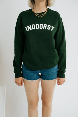 Indoors Pullover